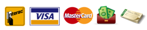 Mastercard Visa Interac Cash Cheque image for Trout Creek Palaning Mill Payment options